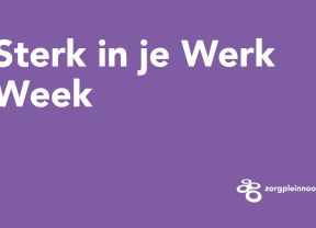 Sterk in je Werk Week